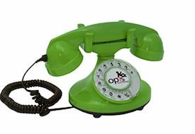 telefono antiguo de rueda